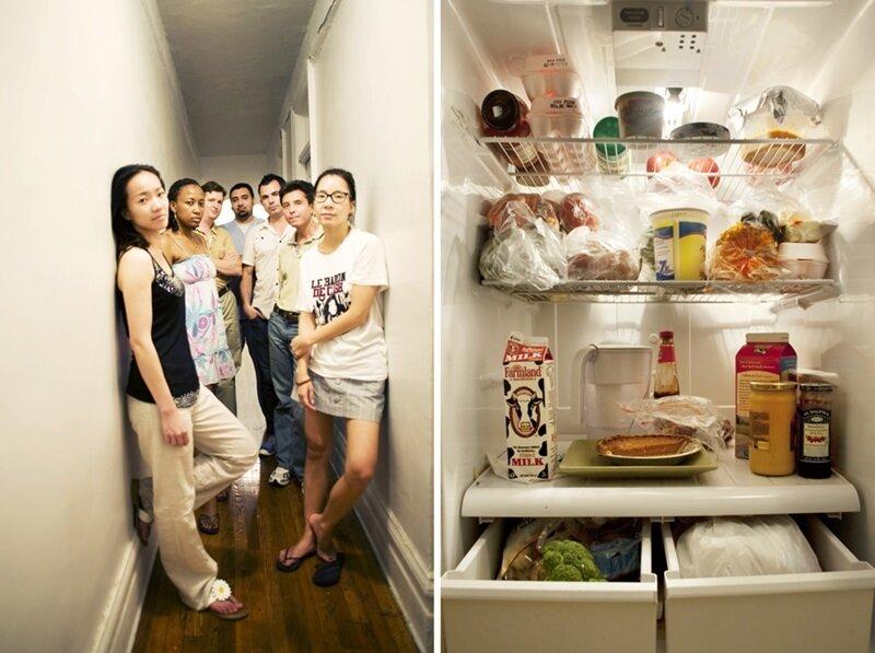 Фотограф Стефани де Руж заглянула в холодильники 0 fcafc ca57a835 XL
