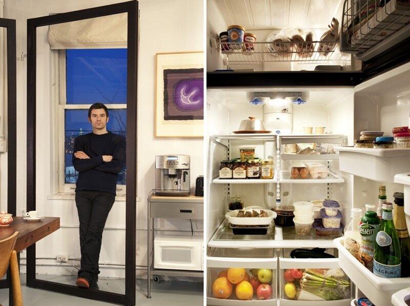 Фотограф Стефани де Руж заглянула в холодильники 0 fcafd ba65fcc7 XL