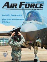 Журнал Air Force Magazine №12 2013