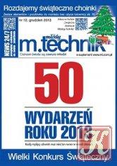Журнал Книга Mlody Technik №12 2013