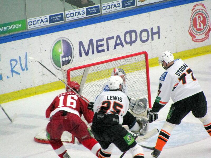 Витязь-Лев (Фото).