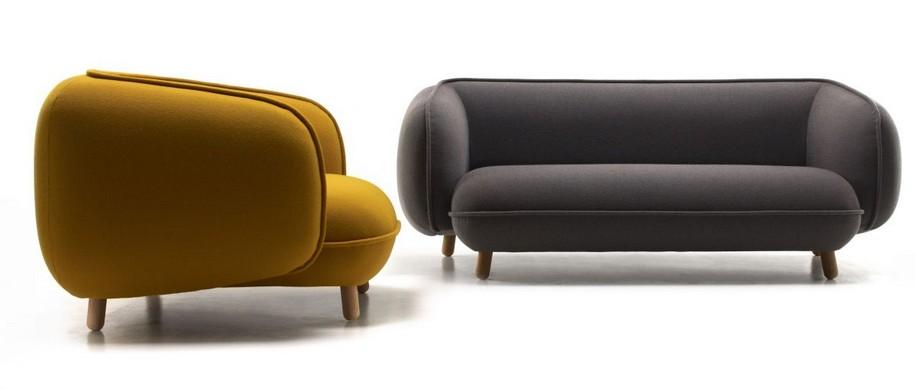 Дутая мебель Snoopy от ISKOS — BERLIN