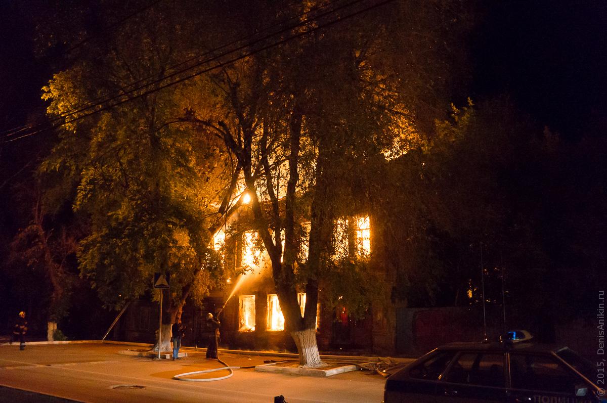 пожар саратов 7 июня 2015 4