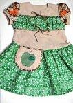 Платье с червячком 2