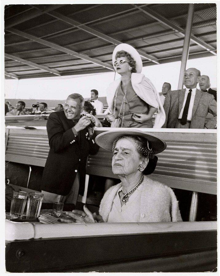 Lucille Ball & Leonard McComb
