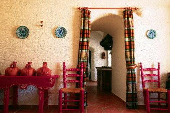 Отель Cuevas Pedro Antonio. Испания