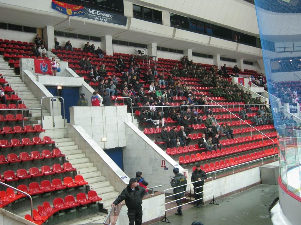 схема секторов и мест платинум арены хабаровск