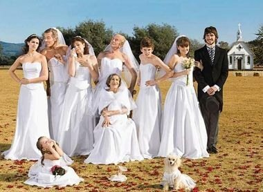 Учти: женишься на всей семье!