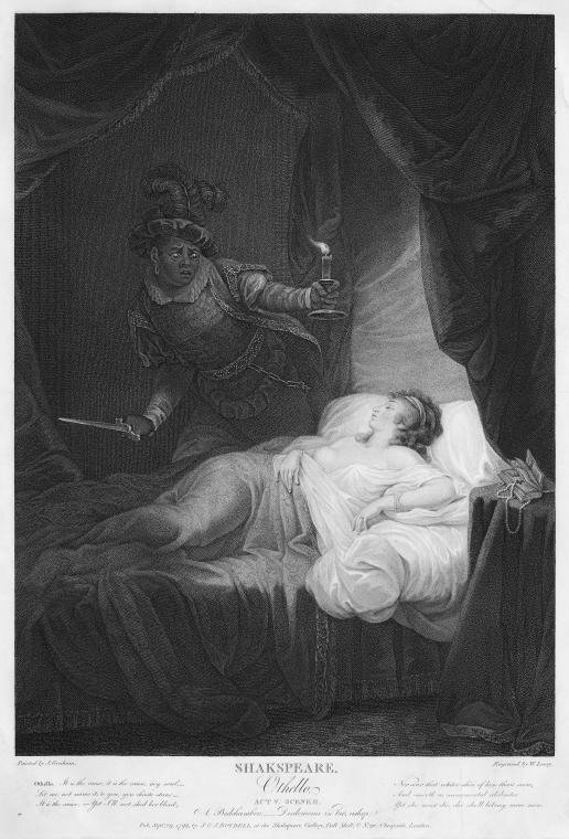 describing the courage and heroism of othello in shakespeares othello The othello characters covered include: othello - the play's protagonist and hero othello (no fear shakespeare).