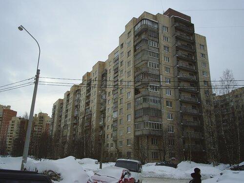 Малая Бухарестская ул. 3