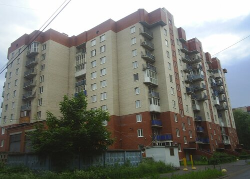 Новобелицкая ул. 6к1