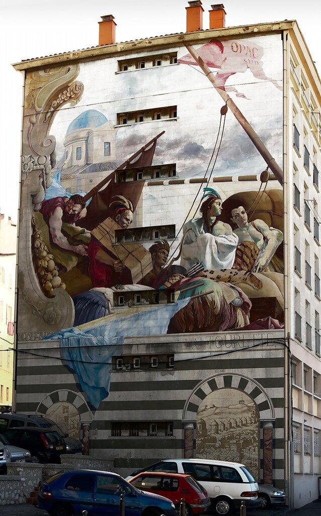 Городская живопись