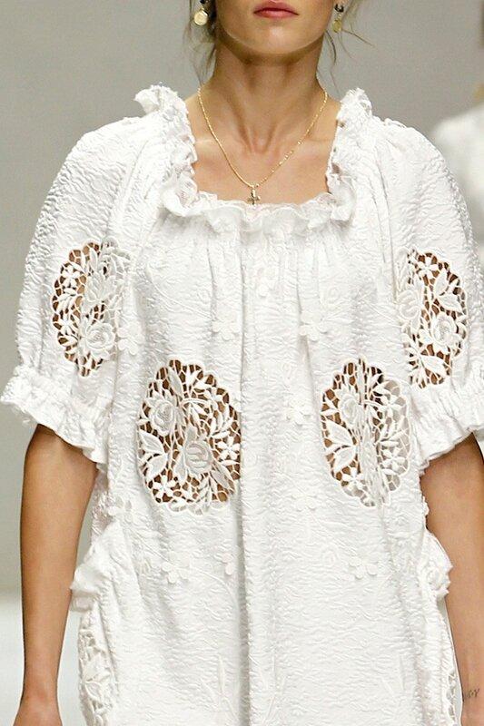 Весна-лето Dolce&Gabbana