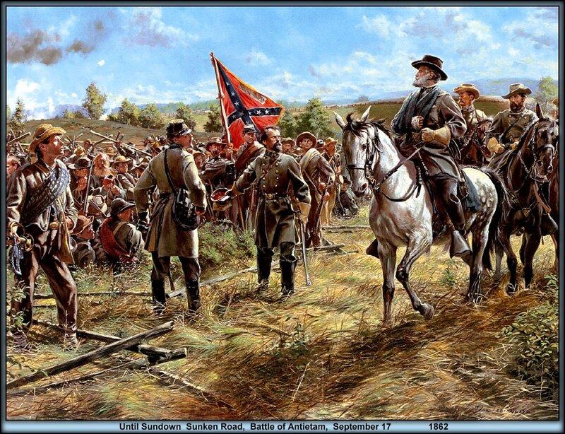 Картины гражданская война в сша сша