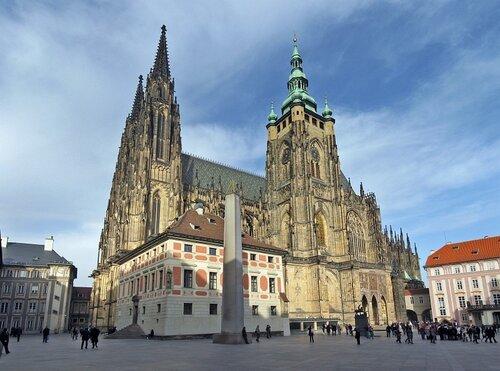 Собор Святого Вита, г.Прага