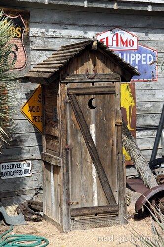 туалет, сша, музей, дорога 66, route 66