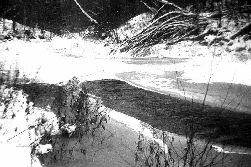 Исчезающая речка