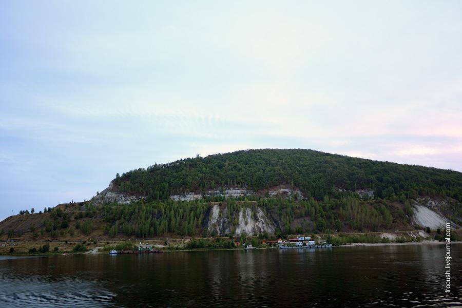 Старые каменоломни близ Ширяево. Попова гора.