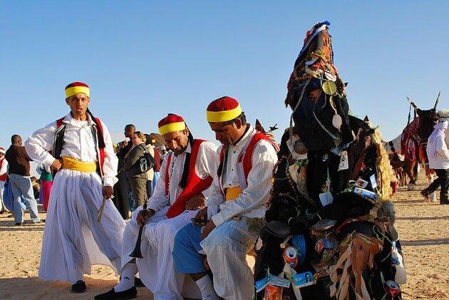Фестиваль Сахары