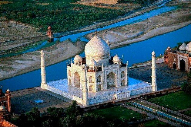 Тадж-Махал – «жемчужина Индии»