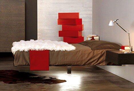 0 444b8 e0e3252c L Необычные кровати, необычная мебель для спальни