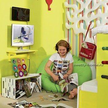 0 459ad ccbbc871 L Дизайн интерьера детской комнаты. Как оформить детскую комнату.