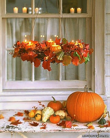 Осенние композиции