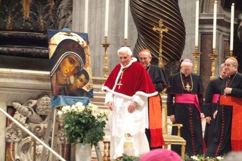 Аудиенция Папы Неокатехуменальному Пути: