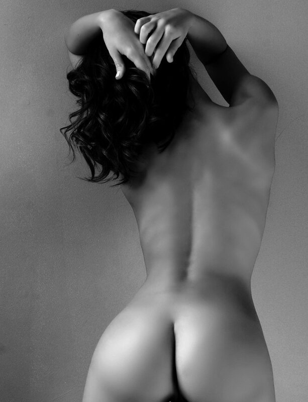 фото со спины эротические