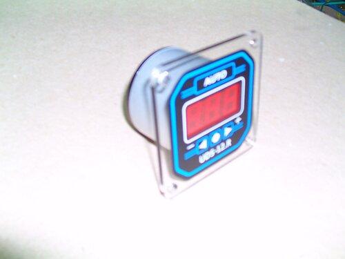 Таймер UDS-12.R Т от 1/10 sek до 999min 4 режима работы реле времени измерение и регулировка секунд минут обратный отсчет