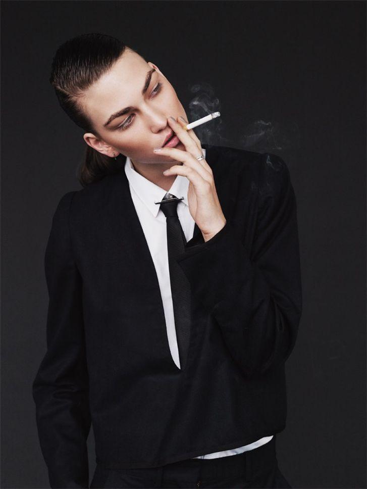 модель Tallulah Morton / Таллула Мортон, фотограф Nadine Ottawa