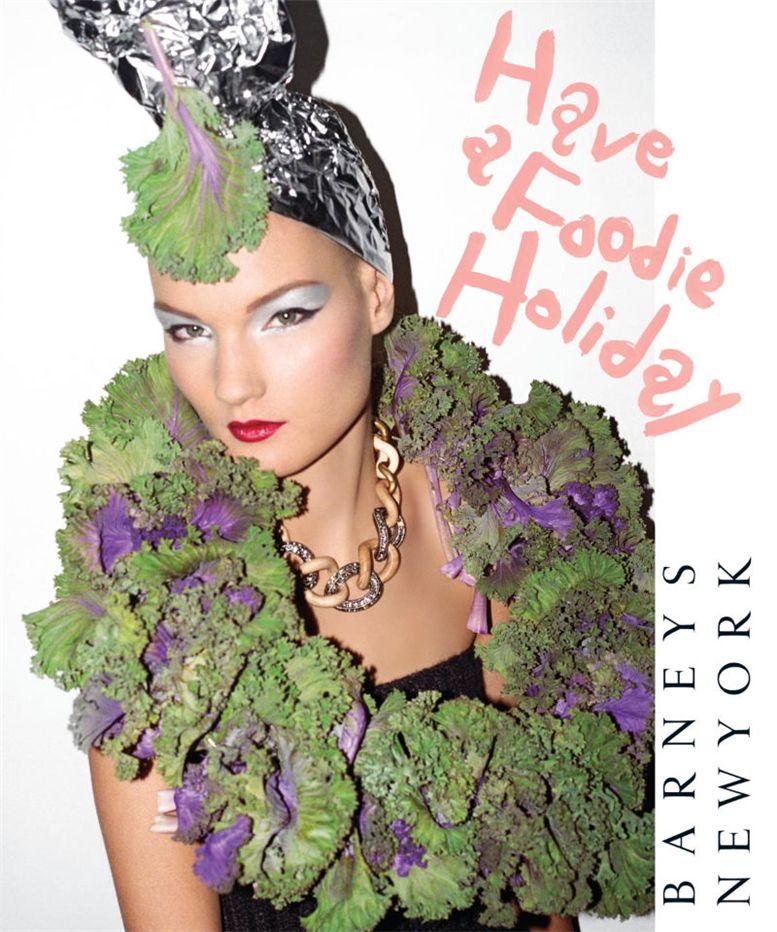 Кирси Пырхонен / Kirsi Pyrhonen by Walter Pfeiffer for Barneys Holiday 2010 Catalogue