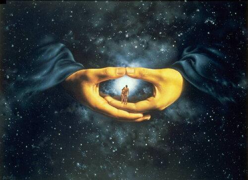 Мир в руках