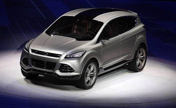 Ford Vertrek Concept Wagon