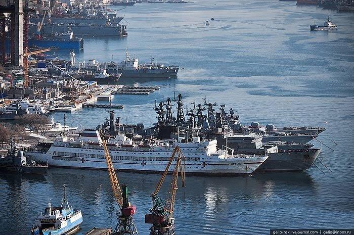 Владивосток - Золотой рог