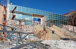 Работы по реконструкции Морского фасада завершатся в текущем году