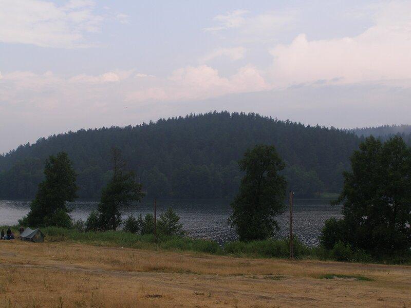 Юловский пруд, гора Свинячья