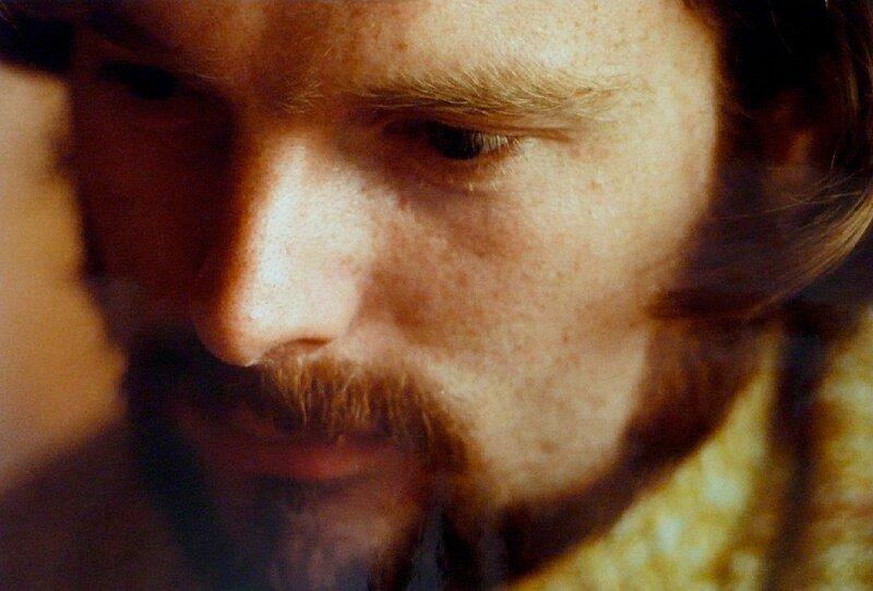 Van Morrison by Elliott Landy