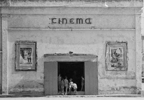 cinema Thomas Hoepker