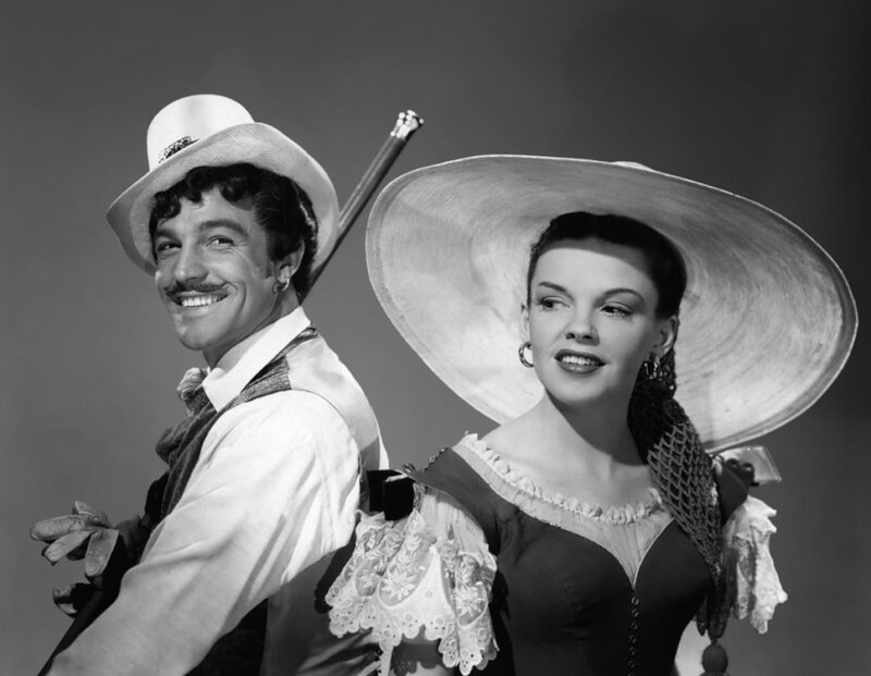 Judy Garland and Gene Kelly, The Pirate