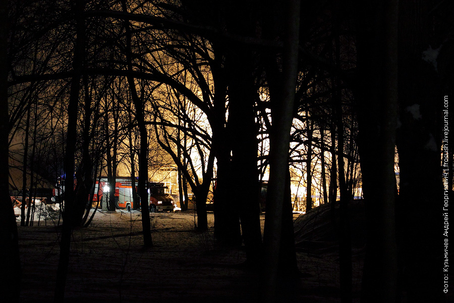 пожар на теплоходе «Анна Ахматова»