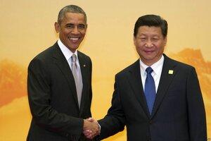 США и Китай сегодня подпишут ряд военных соглашений