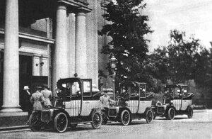История развития пассажирских перевозок и появление такси