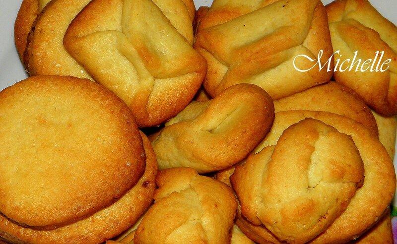 Домашнее вкусное песочное печенье