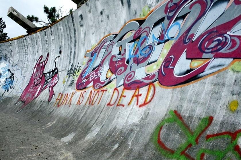 Как сейчас выглядит бобслейная трасса в Сараево после Олимпиады-84
