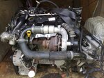 Двигатель 9HL (DV6C) 1.6 л, 112 л/с на CITROEN. Гарантия. Из ЕС.