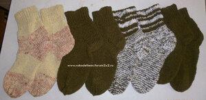 Вяжем носки - Страница 2 0_7f9de_7bf1e257_M