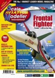Журнал Scale Aviation Modeller International №3 2013