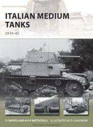 Italian Medium Tanks 1939-1945 (Osprey New Vanguard 195)