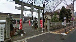 храм Ясака дзиндзя